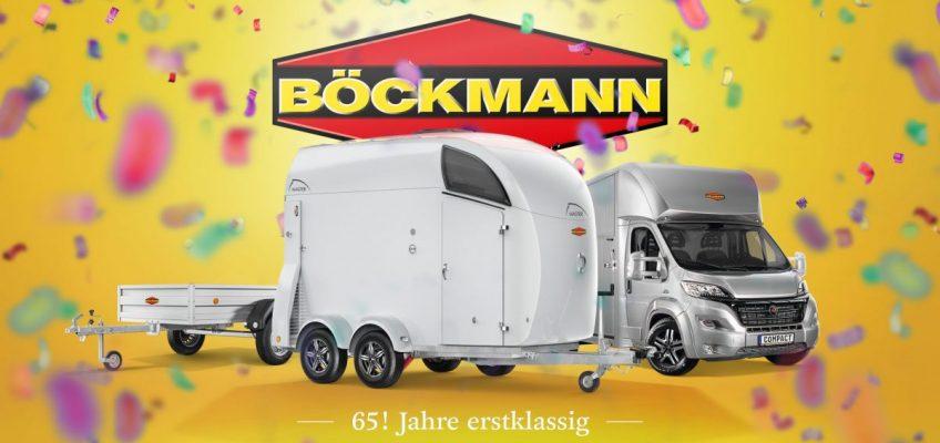 Böckmann feiert: 65 Jahre Anhänger erster Klasse!