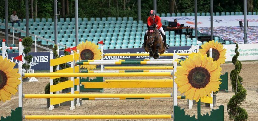 Jörne Sprehe holt sich den Grand Prix in Olomouc