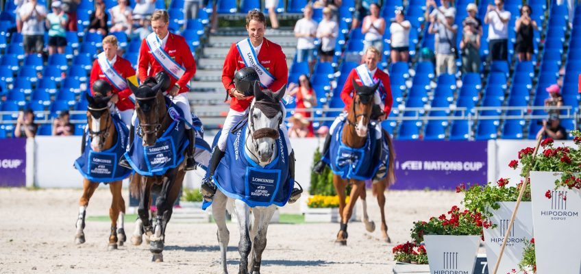 FEI Nationscup in Rotterdam: Team Germany steht fest!