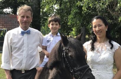 Nach 14 gemeinsamen Jahren: Mylene Diederichsmeier und Carsten-Otto Nagel haben geheiratet!