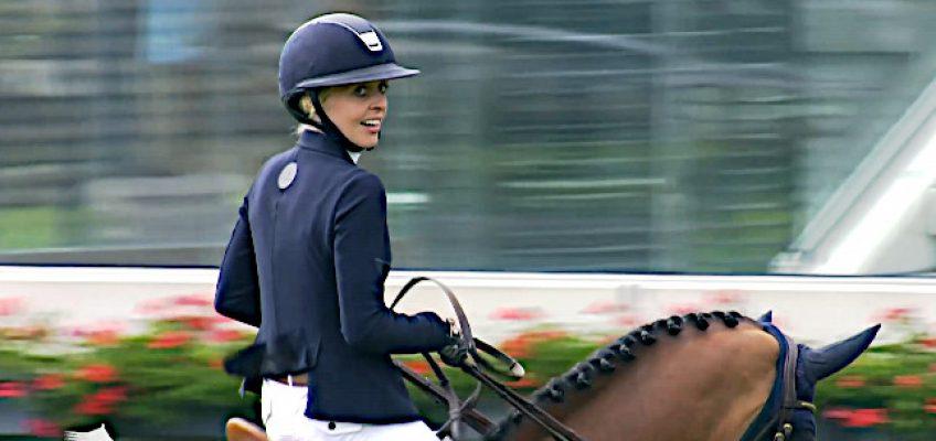 Laura Klaphake beste Deutsche im 5*-Abschluss von Valkenswaard!