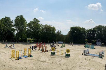 Holger Hetzel veranstaltet Jugendturniere unter Championatsbedingungen