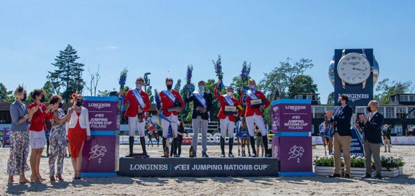 Wow! Deutschland gewinnt Nationenpreis in Sopot mit sechs Nullrunden!