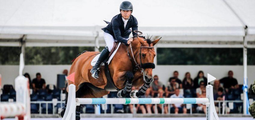 Kent Farrington gewinnt Grand Prix in Grimaud, Angelique Rüsen im Geld
