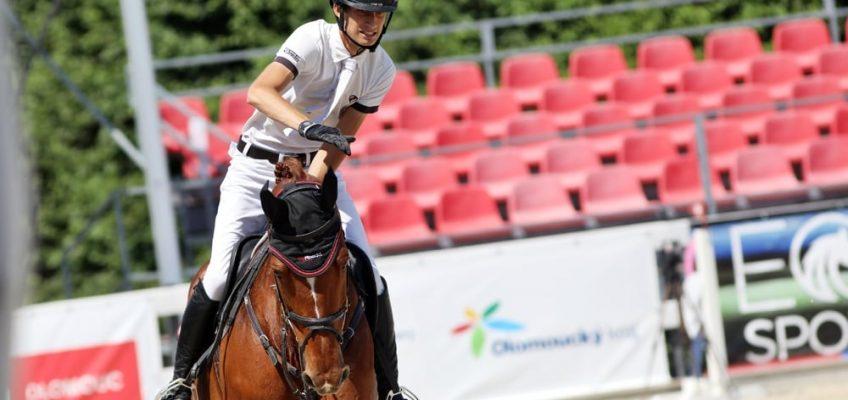 Marvin Jüngel Zweiter im Großen Preis der Stadt Olomouc