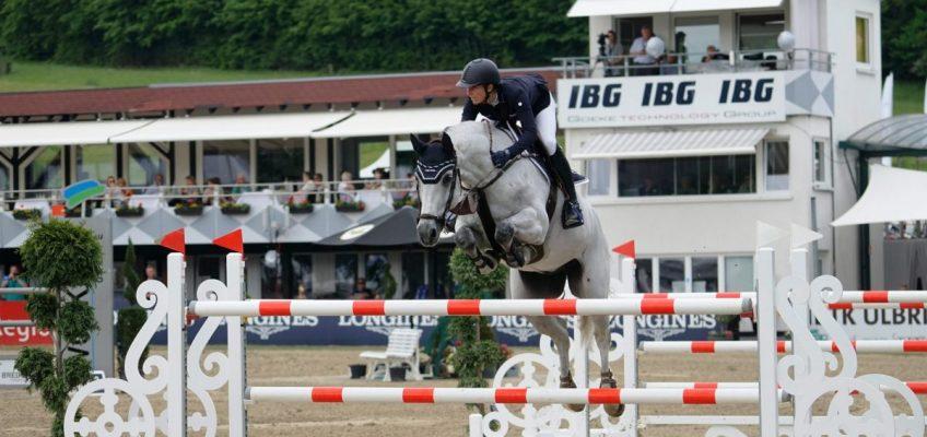 Pferde verkauft! Simone Blum kündigt Pause bei großen Springen an!