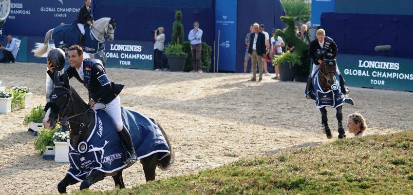 Alvarez Moya gewinnt Grand Prix Berlin – Marcus Ehning und Stargold Zweite!