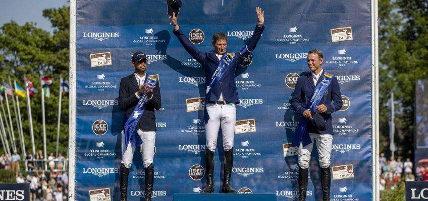 Longines Global Champions Tour holt Spitzensport nach Hamburg – aber ohne das Derby!