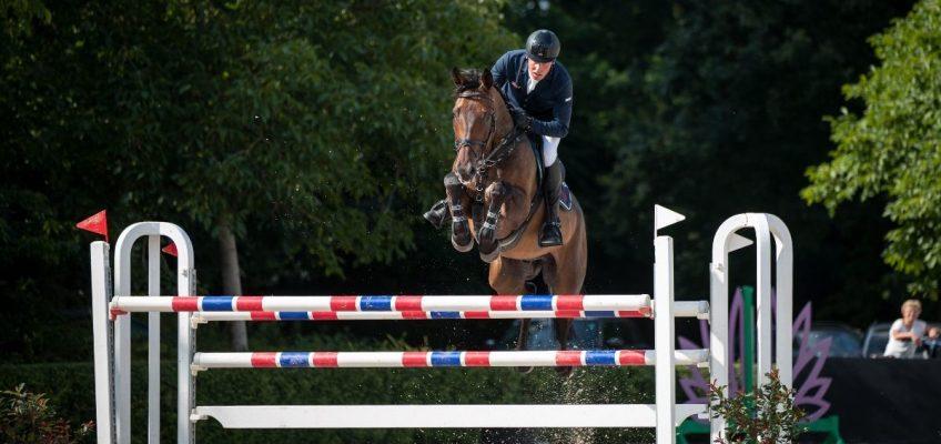 Stevens gewinnt Großen Preis des Gut Einhaus Equestrian Festivals
