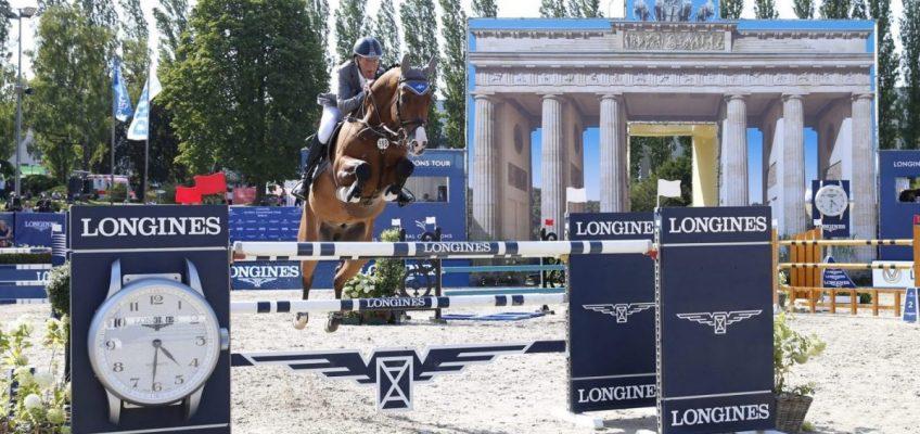 Bestbesetzung in der Hauptstadt – Longines Global Champions Tour of Berlin