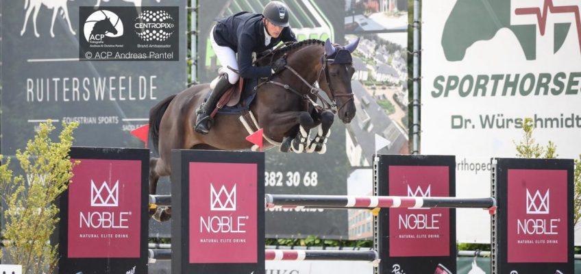 Tobias Meyer: Zweimal Weltranglisten-Punkte in Bonheiden