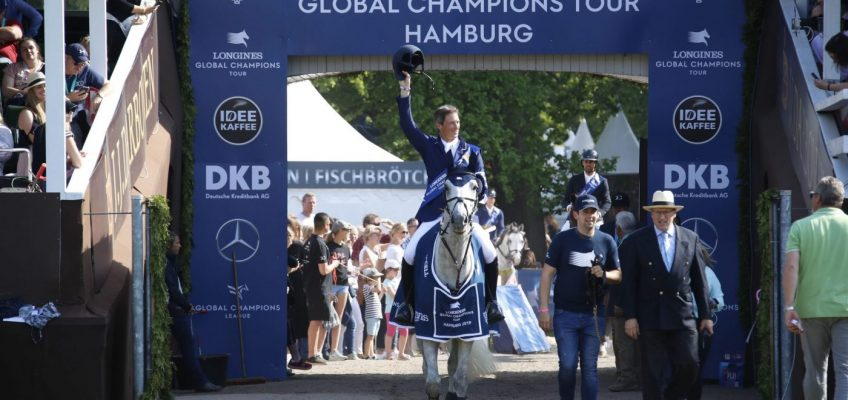 Auf die Tickets, fertig – los… für die Longines Global Champions Tour of Hamburg!