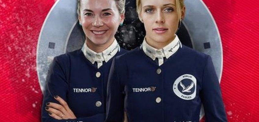 Laura Klaphake und der Holsteiner Quin werden Fünfte in Monte Carlo