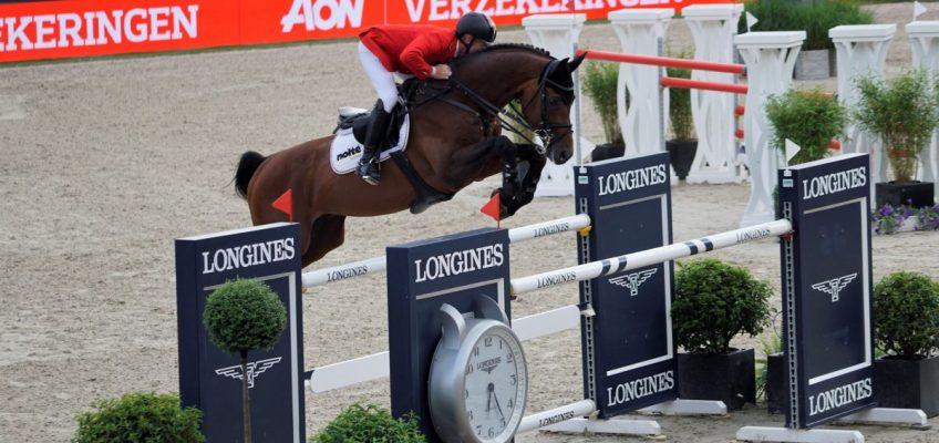 Deusser, Ehning, Ahlmann und Will starten im Nationenpreis in Aachen!