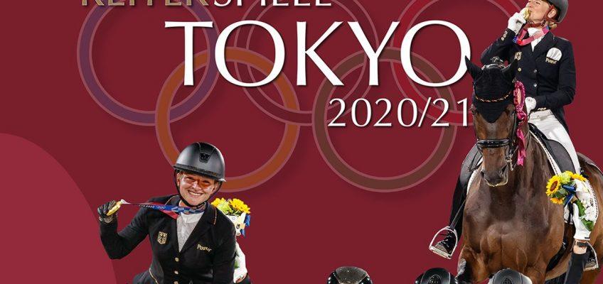 """Olympiabuch-Reihe mit """"Tokio 2020/21"""" fortgesetzt"""