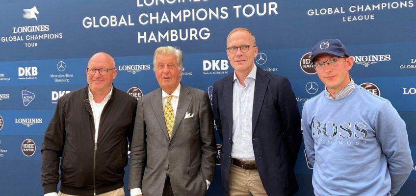 Longines Global Champions Tour: Hamburg ruft, die Welt kommt