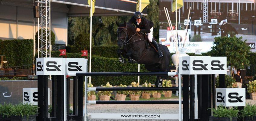 Josch Löhden und Van Moor gewinnen bei Brussels  Stephex Masters