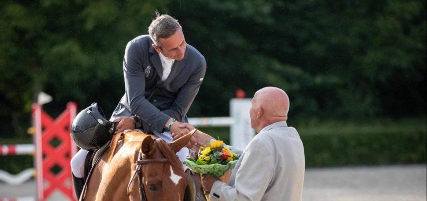 Zweimal Epaillard in Herzlake, Janne Meyer Dritte im Großen Preis