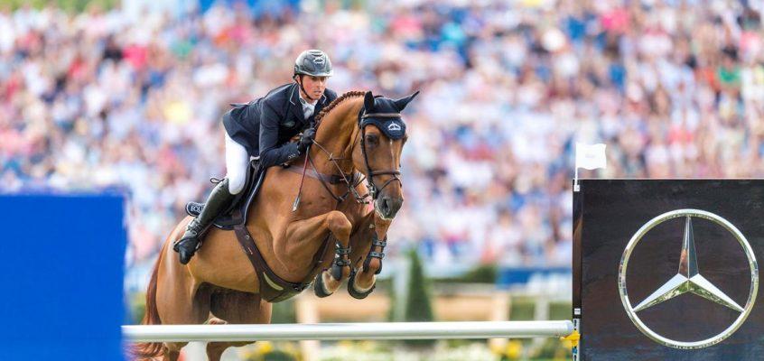 Olympiasieger in der Soers: Top-Starterfeld beim CHIO Aachen
