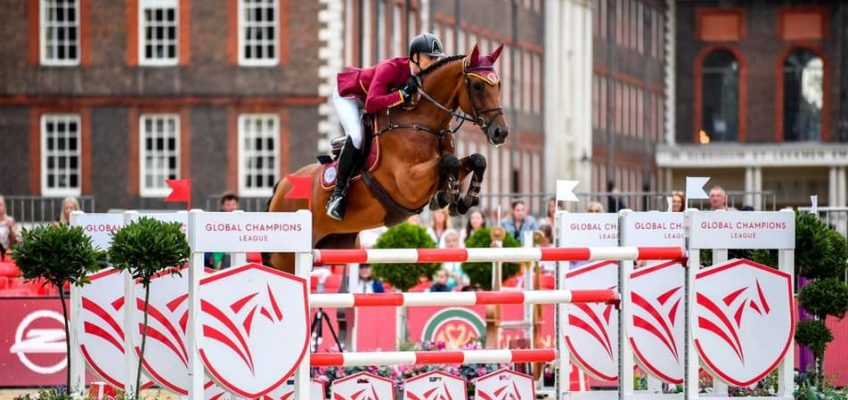 Shanghai Swans Reign Supreme in GCL London Show Stopper