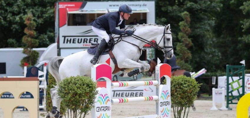 Peter Jakob Thomsen gewinnt Großen Preis von Schnarup-Thumby