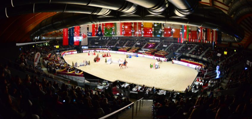Amadeus Horse Indoors erst wieder im Dezember 2022