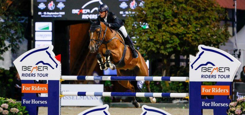 Doppelerfolg für Belgien in Qualifikation zur Riders Tour