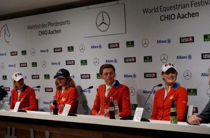 Team USA gewinnt Nationenpreis beim CHIO Aachen – Deutschland mit Pech Sechster!