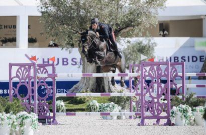 Emanuele Gaudiano und Holly Smith sind die Tagessieger in Grimaud