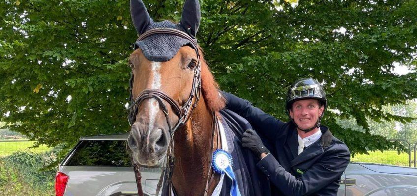 Felix Haßmann siegt in Maubeuge auch im Ranking-Springen