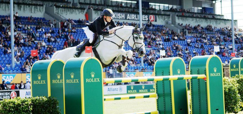 Rolex Grand Prix in Aachen: Nieberg und Schulze Topphoff beeindrucken!