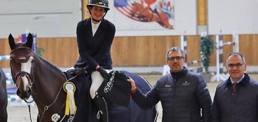 Katrin Eckermann gewinnt Auftakt der Großen Tour in Riesenbeck