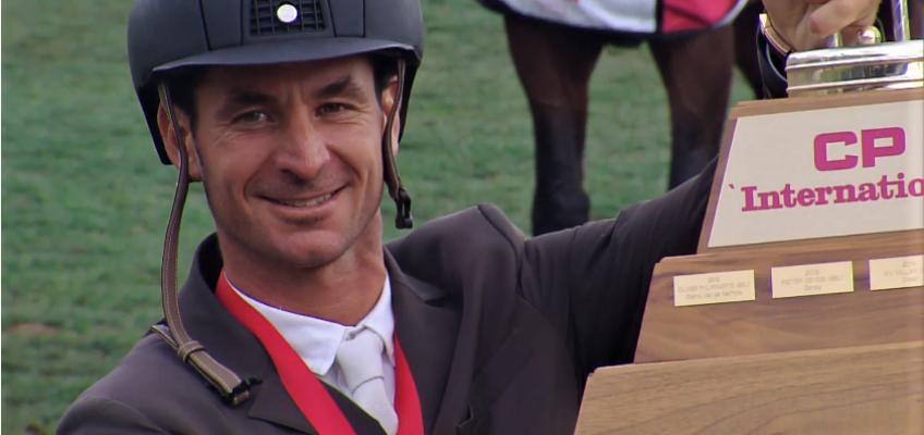 Steve Guerdat gewinnt Rolex Grand Prix in Spruce Meadows