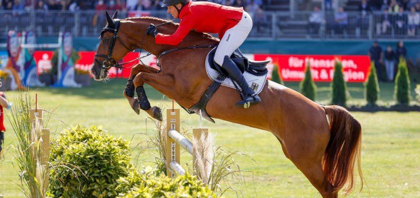 Europameister André Thieme kommt nach Hagen a.T.W. zur BEMER Riders Tour
