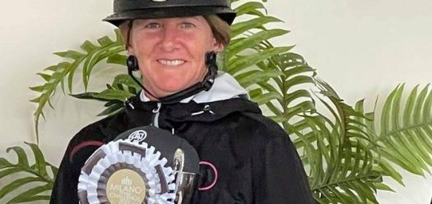 Barbara Steurer-Collee gewinnt Grand Prix in Gorla Minore