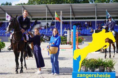 WBFSH in Lanaken: Richard Vogel gewinnt auch zweite Quali bei den 7jährigen!