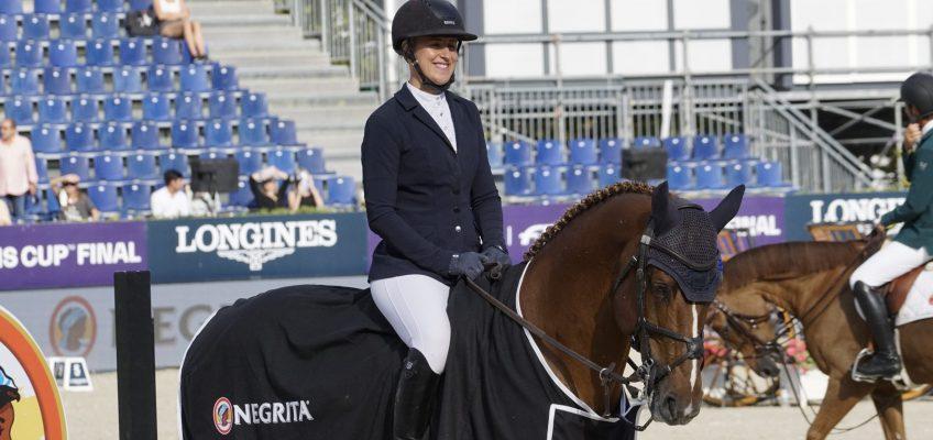 Holly Smith gewinnt zum Auftakt in Barcelona