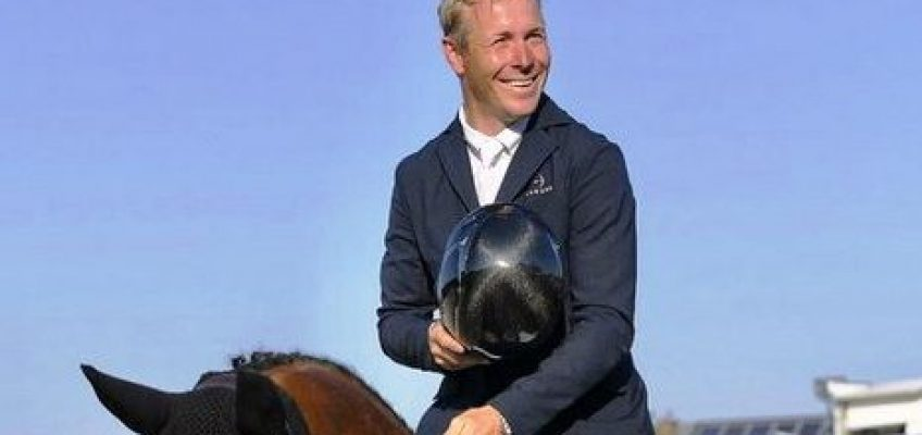 David Will gewinnt Donnerstags-Hauptspringen in Vilamoura