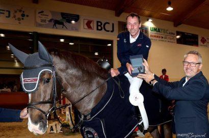 Hansi Dreher Zweiter im Grand Prix von Chevenez