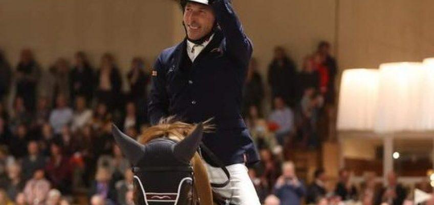Hansi Dreher holt sich auch den Großen Preis in Bisingen