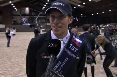 Henrik von Eckermann & King Edward dominieren CSI5* GP in Samorin – Peder Fredricson ist LGCT Champion 2021