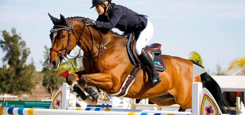 Laura Renwick siegt in Vilamoura – David Will springt auf Platz drei!