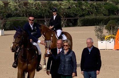Marcel Marschall Zweiter im Grand Prix von San Giovanni